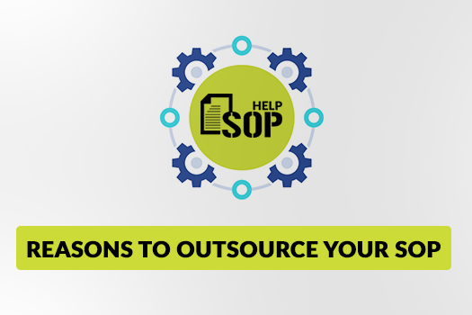 5 Reasons to Outsource your SOP